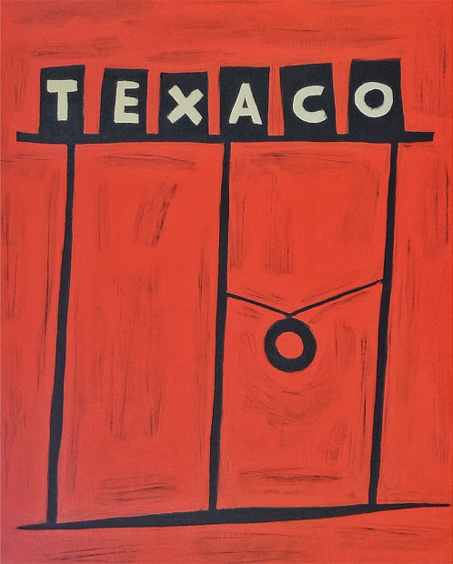 Jon Flaming, Texaco, 2016