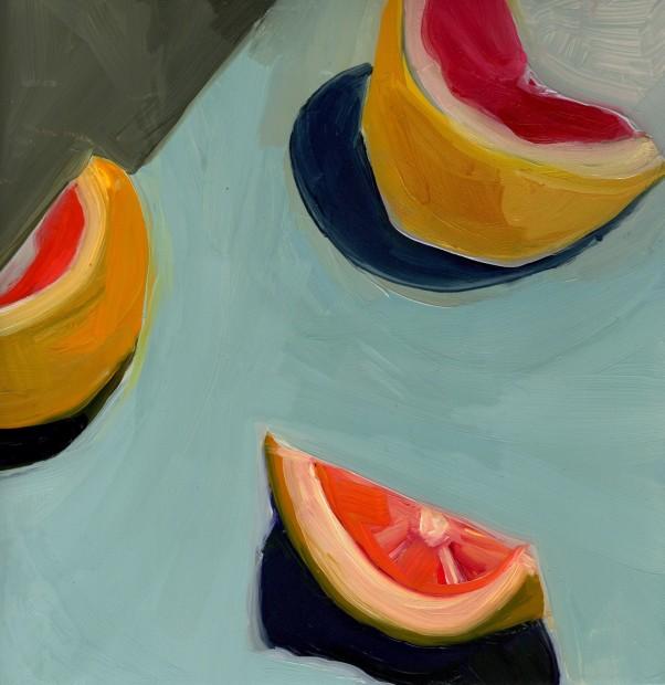 Sarah Theobald-Hall, Slices II, 2020