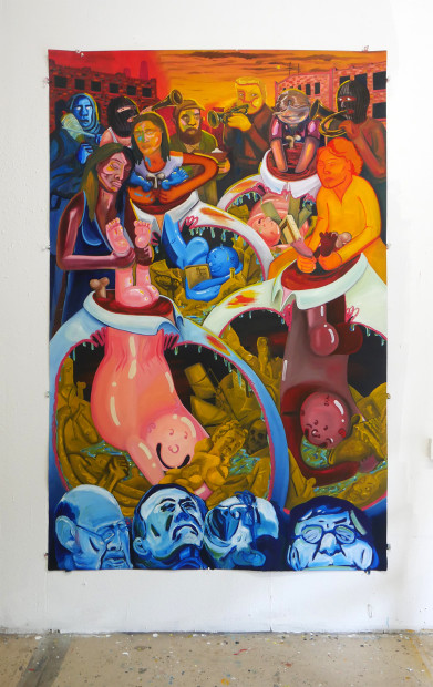 william schweigert, Untitled, 2020