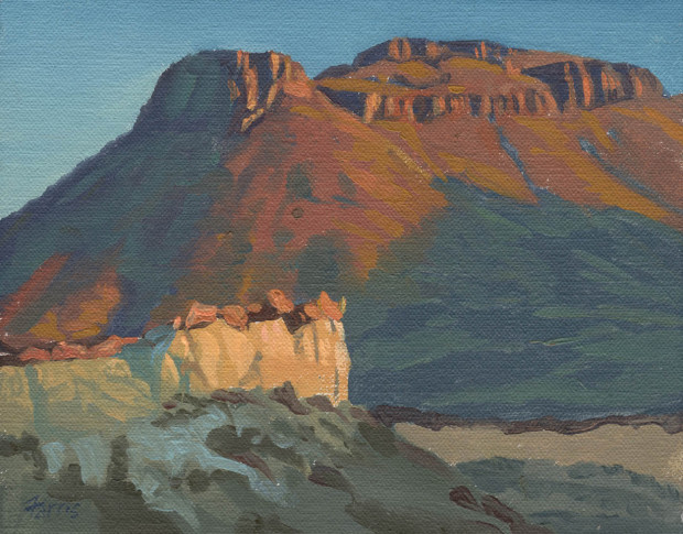 Dennis Farris, Big Bend Ranch State Park
