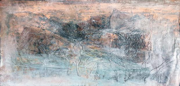 Yuliya Makarova, Canyon, 2020
