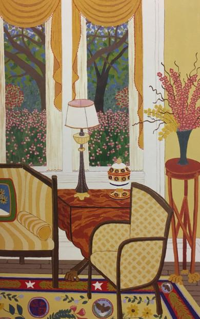 Cindi Holt, The Conservatory, 1998