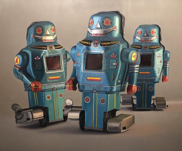 John Hartley, Robot Revolution, 2020