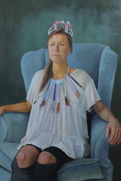 Natalie Campbell, Craft Queen, 2020