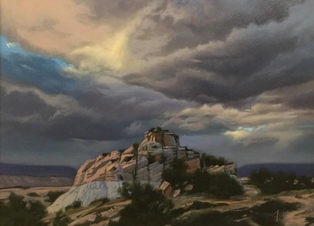 Dennis Farris, Ominous Clouds