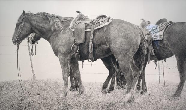 Woodrow Blagg, Electra, Texas