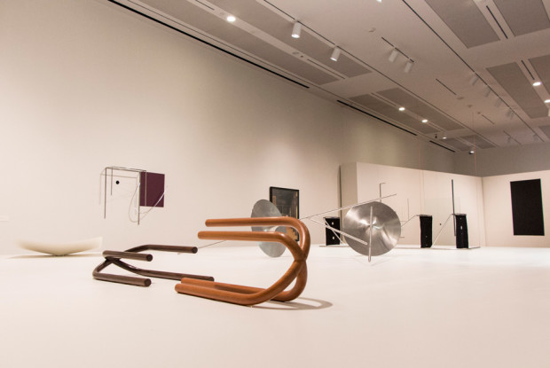 Waltercio CALDAS, Installation view of 'The Nearest Air: A Survey of Works' at the Blanton Museum, Texas, 2014