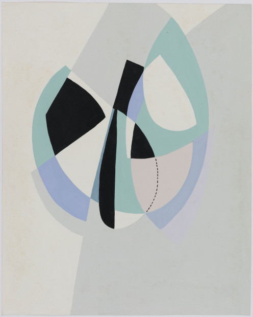 Victor MAGARIÑOS D., Untitled , c. 1950