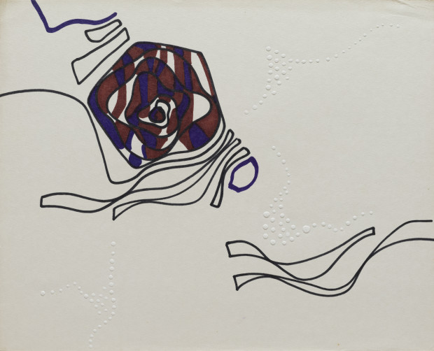 Victor MAGARIÑOS D., Untitled, c. 1960