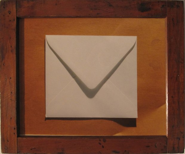 Andrew Bush, Envelope #61, 2007