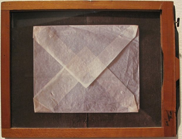 Andrew Bush, Transparent Envelope, 2008