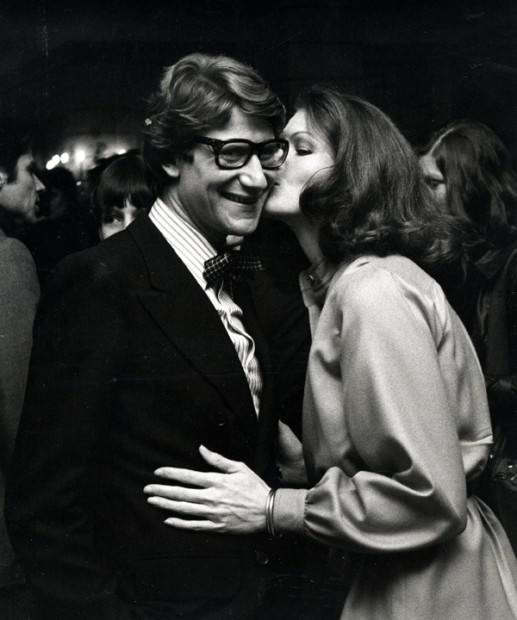 <span class=%22title%22>Yves Saint Laurent and Lois Chiles attend Yves Saint Laurent Fashion Show at the Pierre Hotel, New York<span class=%22title_comma%22>, </span></span><span class=%22year%22>November 5, 1974</span>