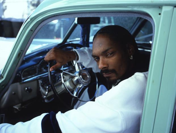 Mike Miller, Cruising w Snoop, 1999