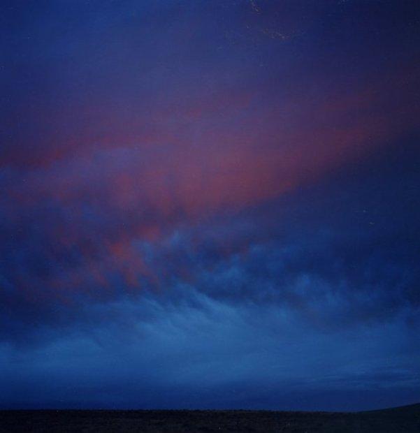 Pink Sunset at Tillard's Ranch, 2007