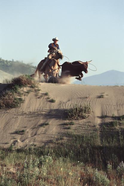 Norm Clasen, Dune Roper, Polson, MT, 1987