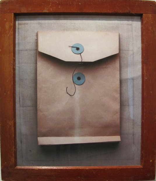 Andrew Bush, Envelope #963, 1996