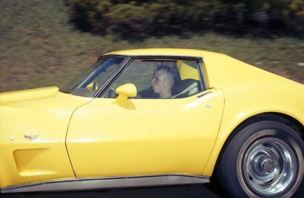 Andrew Bush, Someone's son traveling northbound at 60 mph on U.S. Route 101 near Santa Barbara at 1:55 p.m. in August 1993, 1993