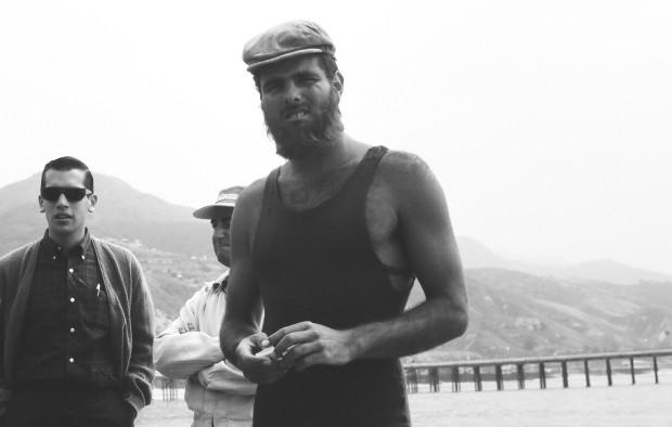 LeRoy Grannis, Miki Dora, Malibu, 1963