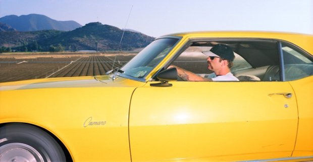 Andrew Bush, Man traveling southeast on Route 101 at approximately 71 mph somewhere around Camarillo, California, on a summer evening in 1994