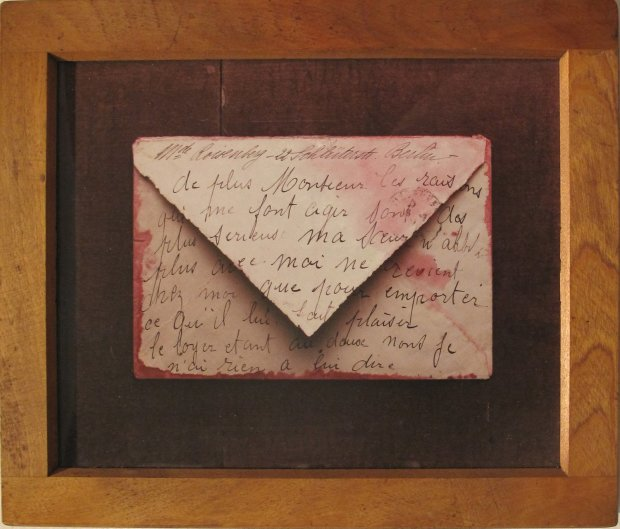 Andrew Bush, Envelope #801, 1996