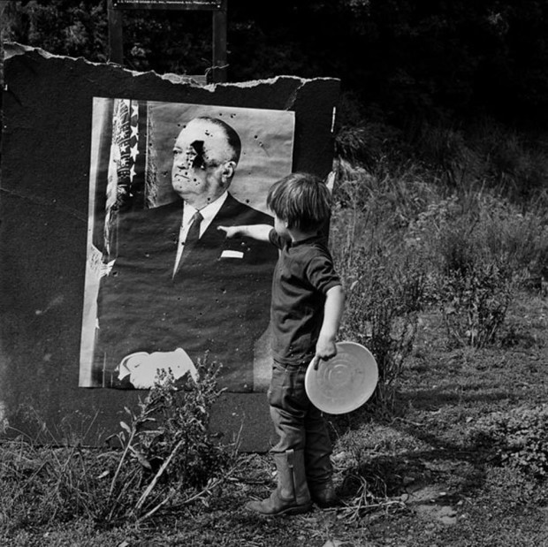 Hunter S. Thompson, Juan and J. Edgar Hoover, Woody Creek, c. 1960s