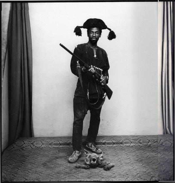 Malick Sidibé, Il a Tué une Hyéne, 1986 / 2010