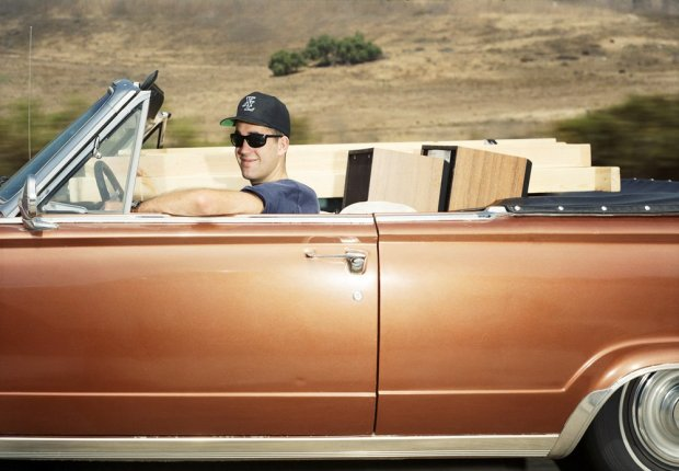 Andrew Bush, Man possibly returning from college at 71 mph along the Camino Real near San Julian Road outside of Goleta, California, at 3:33 p.m. on a Saturday in June 1993