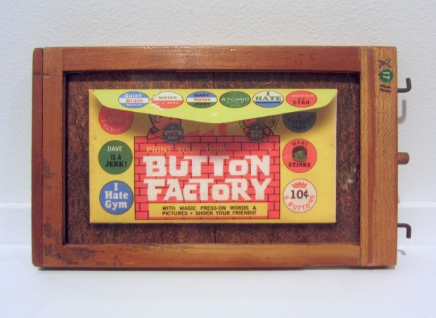 Andrew Bush, Button Factory, 2001