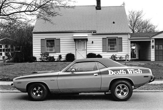 Joseph Szabo, Death Wish, 1976