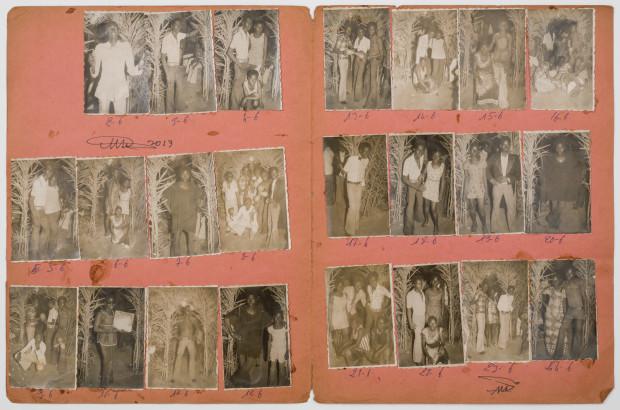 Malick Sidibé, Nuit du 14/7/73, 1973