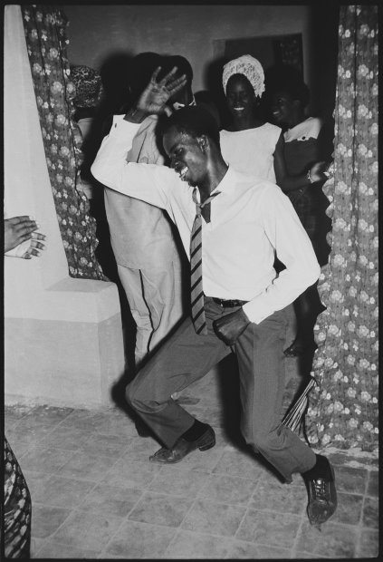 Malick Sidibé, Danseur Merengue, 1964 / 2010