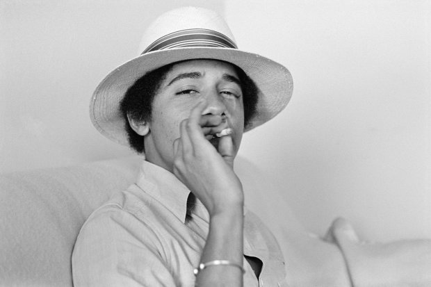 Lisa Jack, Barack Obama, Occidental College, No. 32, 1980