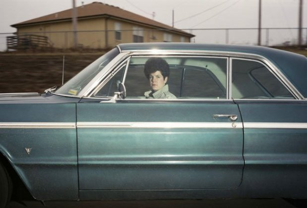 Andrew Bush, Woman heading west at 71 mph on Interstate 44 outside Rolla, Missouri, at 11:43 a.m. in January 1991, 1991