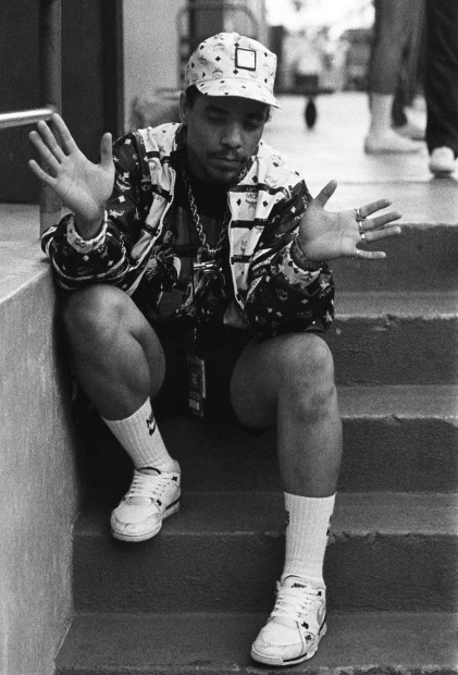 Mike Miller, Young Ice, 1988