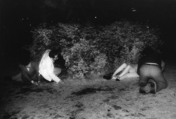 Kohei Yoshiyuki, Untitled, Plate 33, 1971