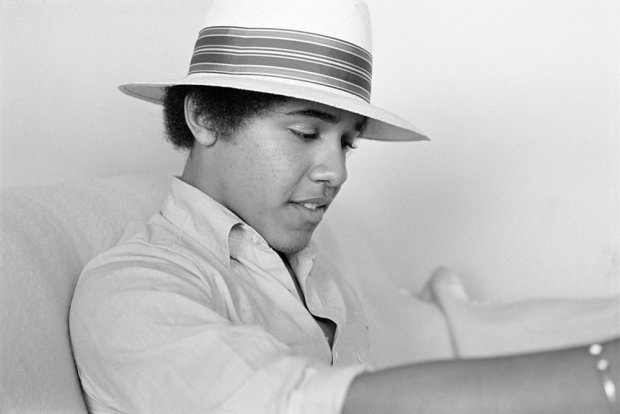 Lisa Jack, Barack Obama, Occidental College, No. 33, 1980