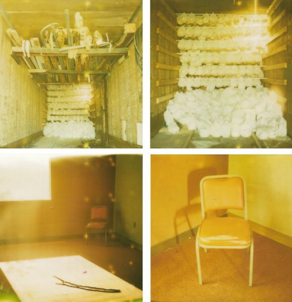 Mike Brodie, Abandoned Mental Hospital // Mobile, Albama (polyptych), 2005
