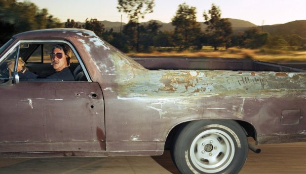 Andrew Bush, Man traveling southeast at approximately 68 mph on U.S. Route 101 someplace in Southern California in the winter of 1997, 1997