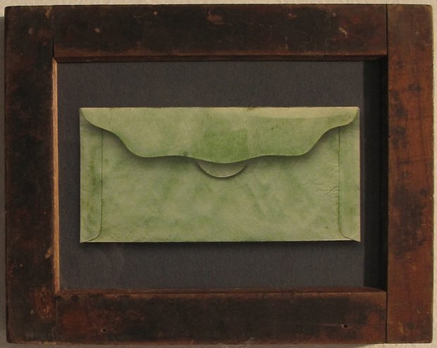 Andrew Bush, Envelope #5, 1993