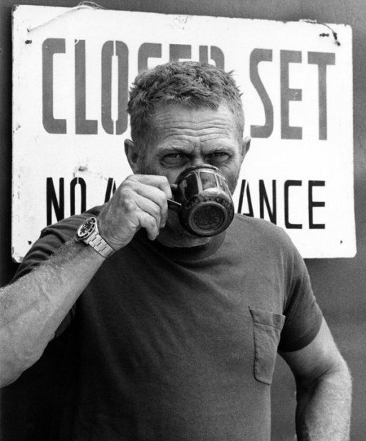 "<span class=%22title%22>Steve McQueen on location filming ""Papillon"", Montego Bay, Jamaica, April 15<span class=%22title_comma%22>, </span></span><span class=%22year%22>1973</span>"