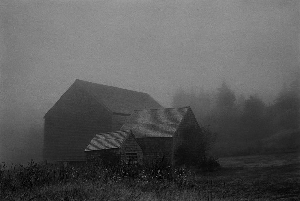 Scott Mead, Silent Moments 11 - Three Barns