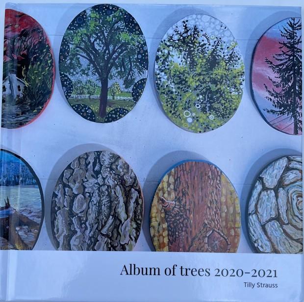 E. Tilly Strauss, Album of Trees, 2020-2021