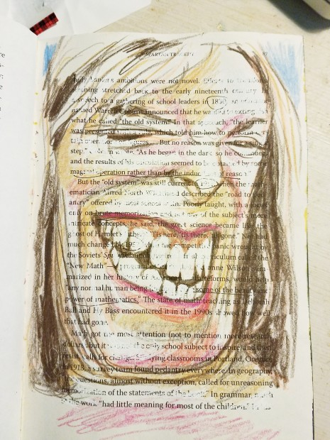 E. Tilly Strauss, Big Smile, 2019