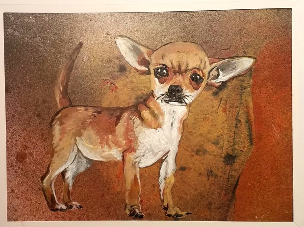 E. Tilly Strauss, Chihuahua, 2018