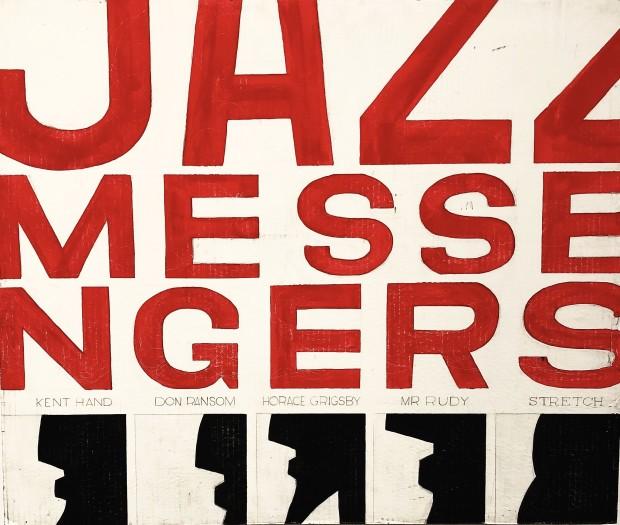 Tierney Malone, Jazz Mssngers, 2018