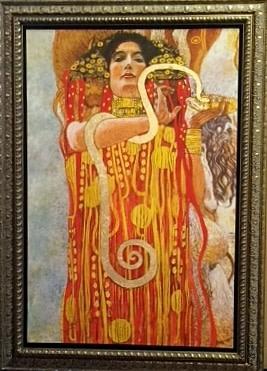 Pob Klimt Medicine