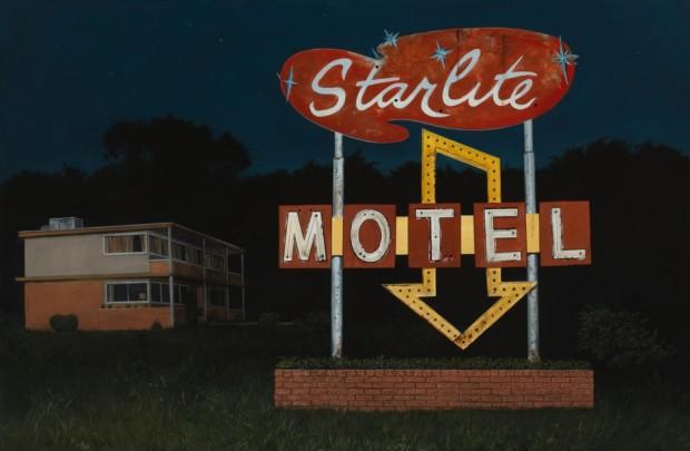 Daniel Blagg, Starlite Motel