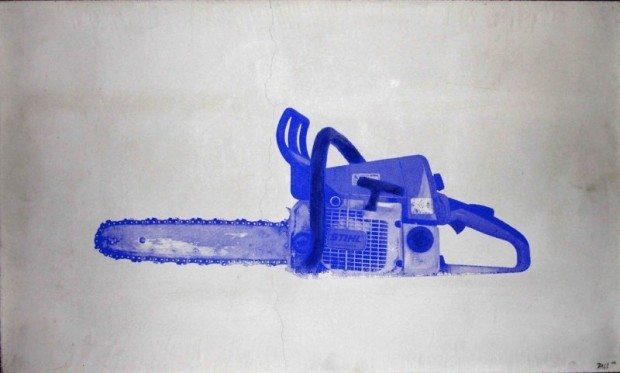 JC Pace III, Chainsaw