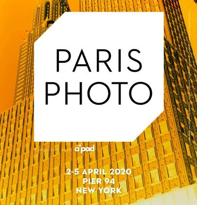 Paris Photo New York - POSTPONED ONLINE EXHIBITION