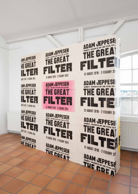 The Great Filter: Adam Jeppesen at Brandts Museum, Denmark